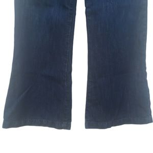 Old Navy Jeans - Old Navy The Diva Button Fly Wide Leg Jeans 10